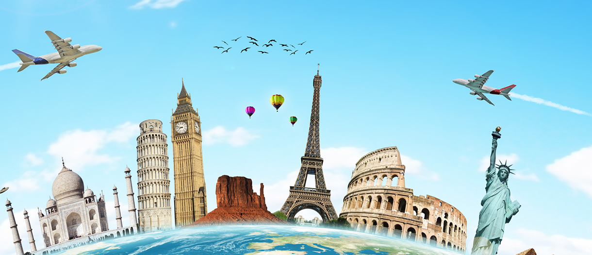 Around The World Tour Flights